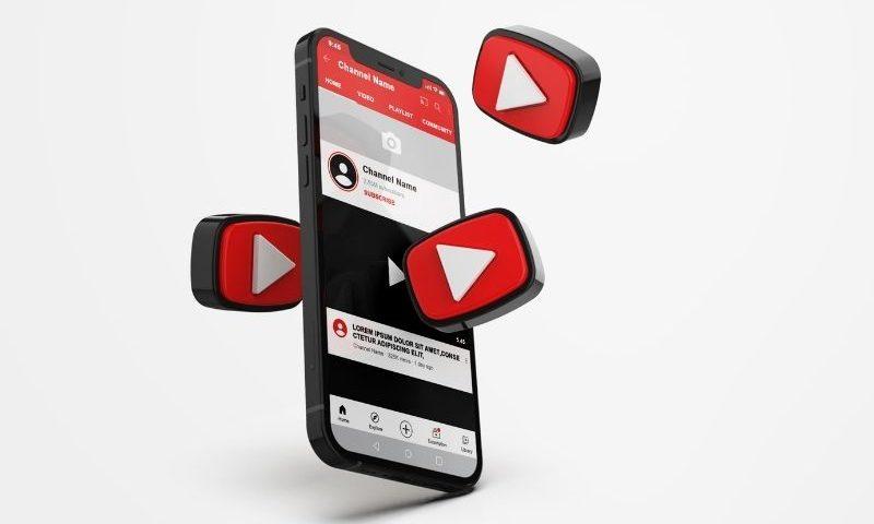 Como fazer para atualizar o YouTube?