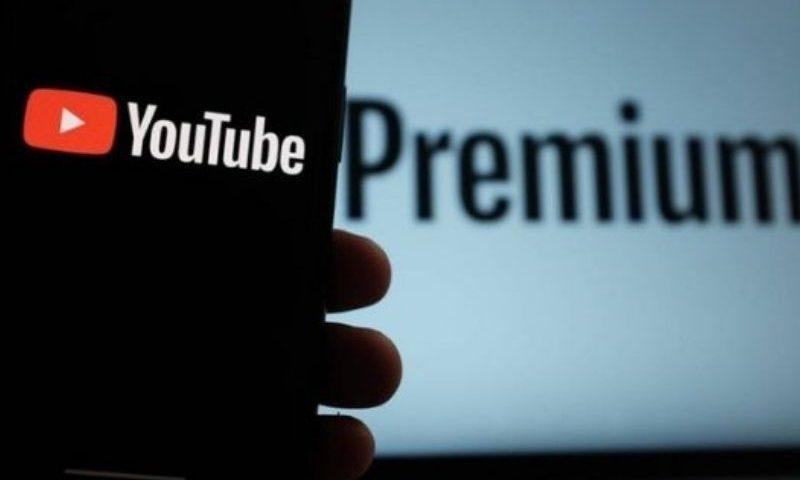 Como cancelar o YouTube Premium?